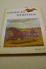 American Heritge Book, December 1966, Sposored by Society of American Historians