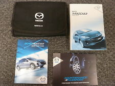 2012 Mazda 3 Mazda3 Sedan Hatchback Owner Manual i s SV Sport Grand Touring