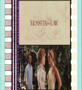 MONSTER IN LAW great SCOPE movie trailer on 35mm film 2005 (ri195)