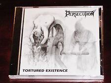 Persecution: Tortured Existence CD 2016 Dark Symphonies Records USA DARK 73 NEW