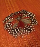 J Crew Feather Hair Clip And Brooch Pin J.crew Jcrew
