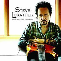 STEVE LUKATHER - ALL'S WELL THAT ENDS WELL  VINYL LP NEU