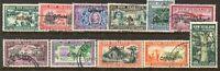 NEW ZEALAND....  1940  centennial set  OFFICIAL  used....cv $70