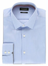 Marks and Spencer Cotton Patternless Formal Shirts for Men