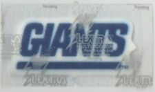 NEW YORK GIANTS LEXTRA PATCH