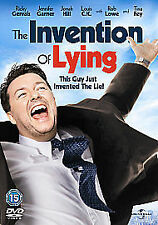 The Invention of Lying [DVD], Very Good DVD, Ricky Gervais, Matthew Robinson, Ri