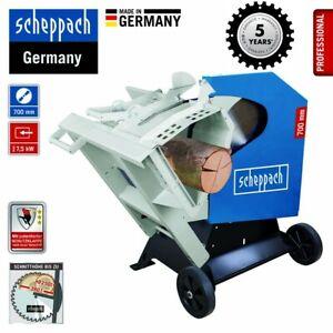 Scheppach Wippkreissäge wox d700 7,5kW HW-Blatt Brennholzwippsäge
