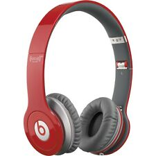 Beats by Dre Solo HD On Ear Headphone Special Edition, Red - New Sealed