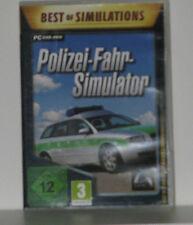 PC Polizei-Fahr-Simulator