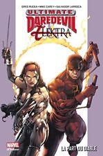 Ultimate Daredevil et Elektra Greg Rucka Mike Carey Panini Comics 224 pages