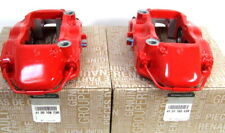 Brake Calipers Left + Right Front Renault Megane III RS 410116043R + 410010873R