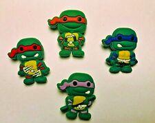 Teenage Mutant Ninja Turtles Shoe Charm Set for Crocs/Jibbitz TMNT