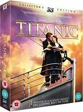 Titanic 3D Blu-ray Collector's Edition