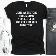 Jone Waste Yore Toye Shirt Funny Jone Waste Your Time Gift T-Shirt