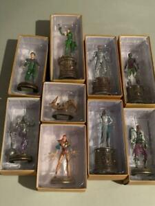 Eaglemoss Marvel Chess Pieces LOT OF 17 Villains X-Men Avengers Spider-Man