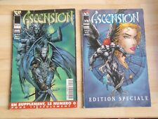 ASCENSION N°2 + ASCENSION N°0 SEMIC EDITIONS