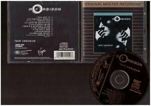 Roy Orbison - Mystery Girl Mobile Fidelity UDCD 555  - 24k Gold CD