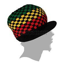 Rasta Vibrations Hat Cap Irie Reggae Jamaica Marley Jah Love Africa Dub SM Fit