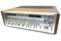 PIONEER SX-1080 Original AM FM Stereo Receiver 120WRMS X 2 Vintage 1978 Like New
