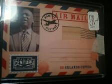 "2010 Panini Century Collection ""Air Mail"" ORLANDO CEPEDA GU BAT RELIC /250!!!!!!"