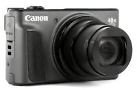 NEW Canon PowerShot SX730 HS WiFi 20.3MP 40x Optical Zoom Digital Camera - Black