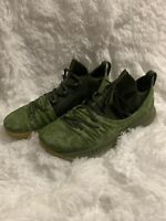 Under Armour Curry 5 LIMITED EDITION Icon Guardian TB Camo Green Mens Size 13