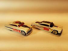 1 of a Kind Custom HOT WHEELS Coca Cola '49 Merc RR or Coke '59 Impala Lowrider