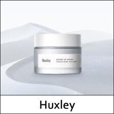 [Huxley] Secret Of Sahara Cream [More Than Moist] 50ml / Korea Cosmetic / (Sì…‹)