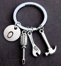 Tools Key Chain,Handyman KeychainDaddy's gift,Father keychain,Handyman's gift