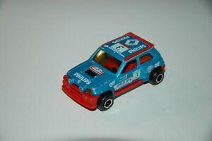 Majorette Renault 5 Maxi Turbo 1/60