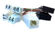 CITROEN 2cv6, BX, CX, VISA CD Estéreo ISO Arnés Cableado Adaptador pc2-31-4