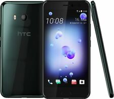 HTC U11 Smartphone 13,97cm (5,5 Zoll) 64GB Brilliant Black Schwarz - NEU