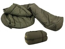 Carinthia Sac de couchage Brenta OLIVE LARGE TAILLE L allroundschlafsack
