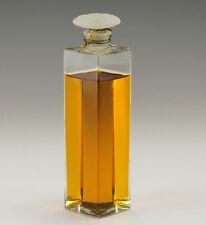 Baccarat Cristalleries de Nancy / Cristal Nancy Perfume Bottle Flacon Vintage