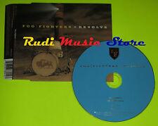 CD Singolo FOO FIGHTERS Resolve 2005 eu SONY 82876738912 (S6) mc dvd