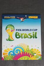 Panini WM 2014 Brasil  Leeralbum Album Sammelalbum WC Neu Brasilien