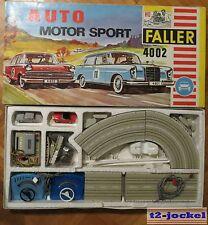Faller 4002 -- Komplettpackung  mit Mercedes 230 SL und Opel Diplomat