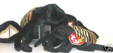 TY Spinner Buddy & Beanie spider Nature insects Spinner plush, all ages, prior 2