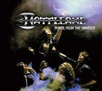 Battleaxe - Power From The Universe [CD]