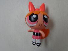 Powerpuff Girls Blossom Vinyl 6 Inch Action Figure Doll Euc