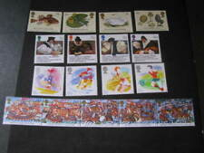 Great Britain Stamp 4 Sets from 1988 Never Hinged Unused Lot 13