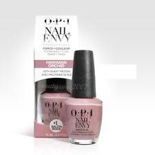 OPI Nail Polish Nail Envy Treatment + Color NT220 Hawaiian Orchid 0.46oz