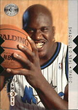 1995-96 SP Championship Championship Shots Basketball Card #S20 Shaquille O'Neal