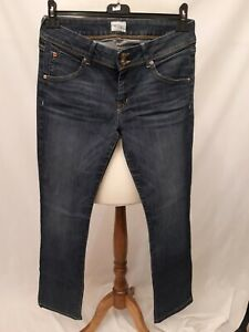 Hudson Beth Baby Bootcut Jeans - Size W30 / L32 - Dark Blue