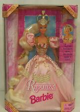 1997 Mattel RAPUNZEL Barbie Doll Classic Fairy Tale Series #17646 NEW & NRFB