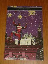 SEASONS BEATINGS 1 LATOUR STAN LEE TRIBUTE VARIANT CHRISTMAS HOLIDAY SPIDERMAN