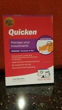 Quicken Premier Finance Software, 1-Year Subscription, For PC and Mac 2020 NEW