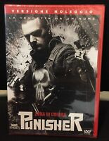 Punisher zona Di Guerra DVD RENT Nuovo Sigillato The Punisher 2 Marvel Knights