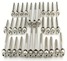 KTM  1190 ADVENTURE 13+ Stainless Steel Hex Engine Bolt Kit