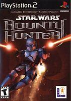 Star Wars: Bounty Hunter - Playstation 2 Game Complete